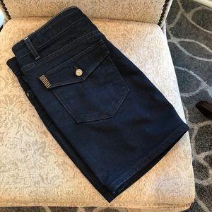 Paige Premium Denim Jean Skirt in size 29